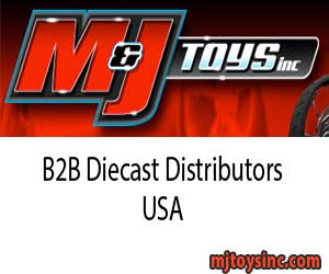 B2B Diecast Distributors Usa