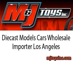 Diecast Models Cars Wholesale Importer Los Angeles