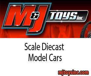 Scale Diecast Model Cars