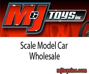 Scale Model Car Wholesale