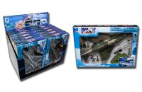 1:72 Fighter plane Model kits assortment