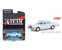 1:64 scale The A-Team 1981 Dodge Diplomat in blister pack