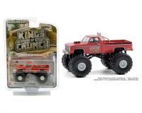 1:64 scale Kings of Crunch series 8 1987 Chevy Silverado Crimson Giant