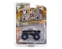 1:64 scale 1986 Chevy S-10 Extended Cab Monster Truck in blister pack