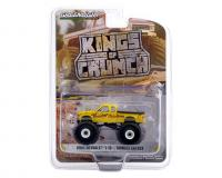 1:64 scale 1989 Chevy S-10 Extended Cab Thunder Chicken in blister pack