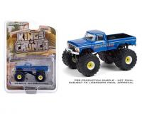 1:64 scale 1979 Ford F-250 Monster Truck - West Virginia Mountaineer