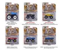 1:64 Kings of Crunch Series 9 Assortment in blister packs