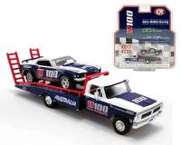 ACME 1 64 scale Allan Moffat 1970 Ford F250 Ramp Truck with 1969 Mustang