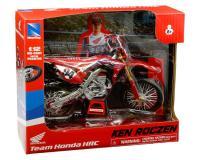 1:12 scale Red Honda CRF450R Ken Roczen Team Honda HRC #94