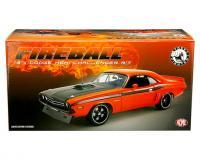 1 18 scale HEMI Orange 1971 Dodge Challenger RT Street Fighter packaging