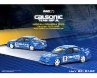 Inno64 Nissan Primera number 12 Calsonic JTCC 1994