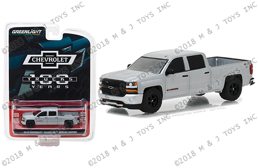 Greenlight 1:64 Anniversary Collection Series 6 - 2018 Chevrolet