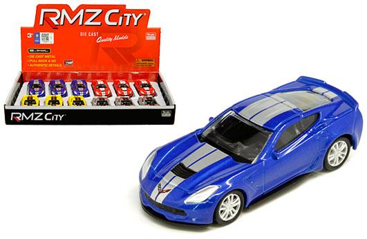 "2.5/"" RMZ City Free Display Box Porsche 918 Spyder Silver Diecast Scale 1//64"