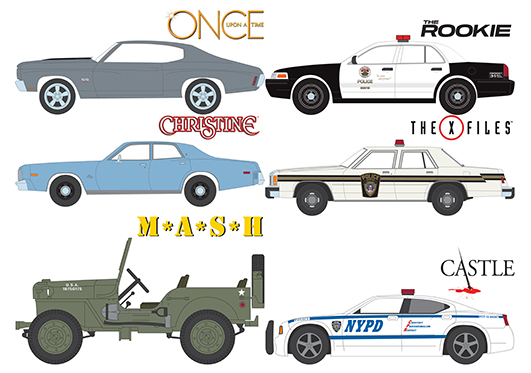 Image of Greenlight Hollywood Series 30 Assortment