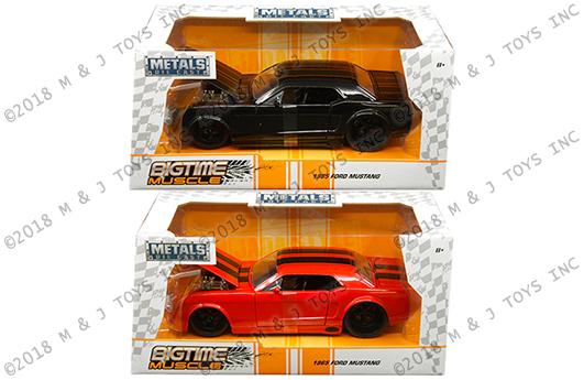 30357-MJ New Jada Candy RED 1999 Ford F-150 SVT Lightning JUST Trucks Metals New DIECAST Toys CAR JADA 1:24 W//B