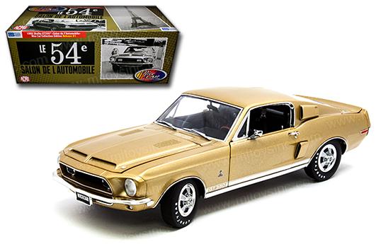 acme 1 18 1968 shelby gt350 salon de l 39 automobile nice. Black Bedroom Furniture Sets. Home Design Ideas