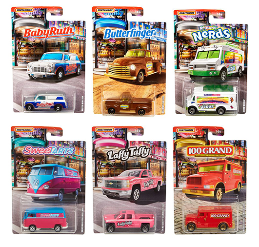 Mattel | M and J Toys Inc  Die-Cast Distribution