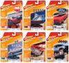 Johnny Lightning 1:64 Classic Gold 2020 Release 1-A  6 Styles Assortment