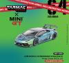 Mini GT 1:64 Tarmac Exclusive LB Works Lamborghini Huracan GT LHD Special Magic Green Color Limited Edition