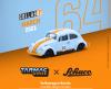 ( Preorder ) Schuco 1:64 Tarmac Exclusive Volkswagen Beetle Blue Orange