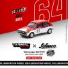 (Preorder) Tarmac Works 1:64 Schuco Volkswagen Golf GTi Rally Monte Carlo 1983